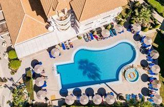 Plaza Pallas Hotel in Tsilivi Zakynthos